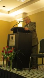 Welcoming Address George Thomas