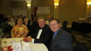 Councillor John Findura & Dan D'Autremont MLA