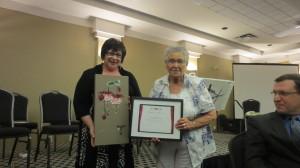 Thelma Sinclair Service Award