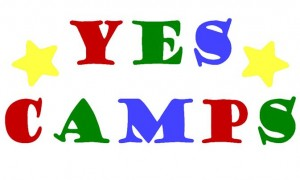 YES camp graphic