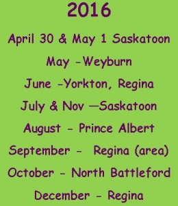 yes camp dates 2016